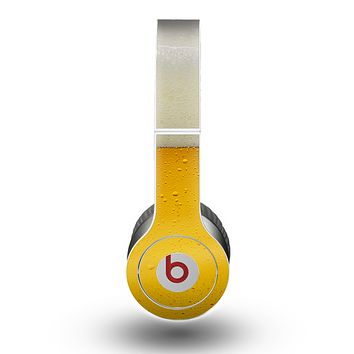 The Cold Beer Skin for the Beats by Dre Original Solo-Solo HD Headphones