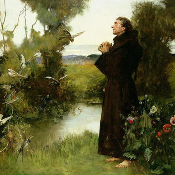 St. Francis Reading-Direct Guidance from the Patron Saint of Animals and Nature, Channelled Reading