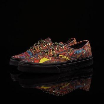 CREYUX5 VANS - UA AUTHENTIC (OTW GALLERY)