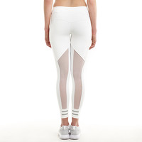 Lolё AMODA PANTS - WHITE BY LOLË™ - Features - Shop at lolewomen.com