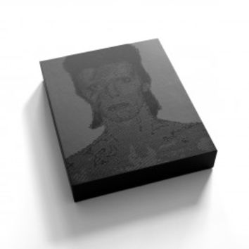 David Bowie Official Store - David Bowie Is . . . Personal Portfolio: Black Edition - Book