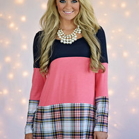 Plaid to Perfection ~ Pink
