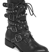 BCBGeneration Bossy Combat Boots