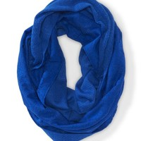 Lace Mix Infinity Scarf