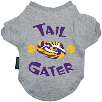 Chenier LSU Tigers Tail Gater Tee Shirt