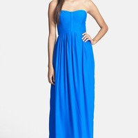 Women's Parker 'Bayou' Silk Maxi Dress,