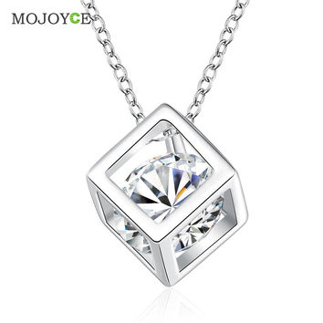 Classic Permanent Necklace Fashion Popular Chain Necklace Jewelry for Women SN9