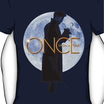 Captain Hook/Killian Jones - Once Upon a Time Women's T-Shirt