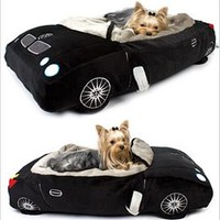 DMW Dog Car Bed