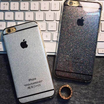 Soft Twinkle Sparkle Case for iPhone