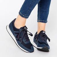 New Balance 620 Navy trainers