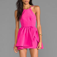 Cameo Winter Wind Dress in Pink