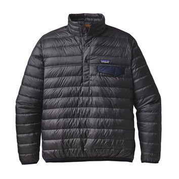 PATAGONIA MEN'S DOWN SNAP-T PULL OVER