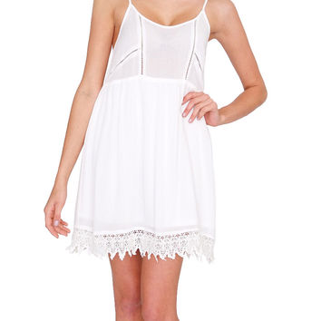 Seaside Babydoll Dress
