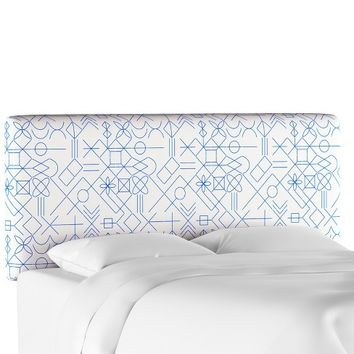 Upholstered Headboard - Designlovefest