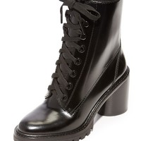 Ryder Lace Up Ankle Boots