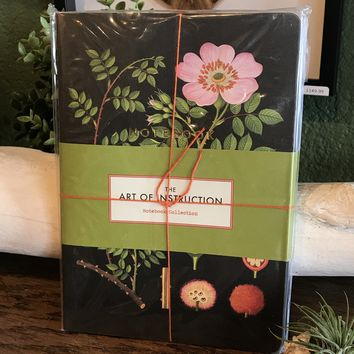 Art of Instruction Floral Notebook Set