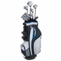 Tour Edge HP25 Right-Hand Regular Flex Complete Golf Set - Men's (Black)