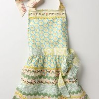Sewing Basket Kid's Apron by Anthropologie Multi One Size Aprons