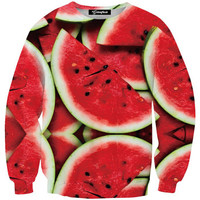 Watermelon Crewneck
