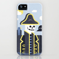 Dead Men Tell No Tales iPhone & iPod Case by Chase Kunz