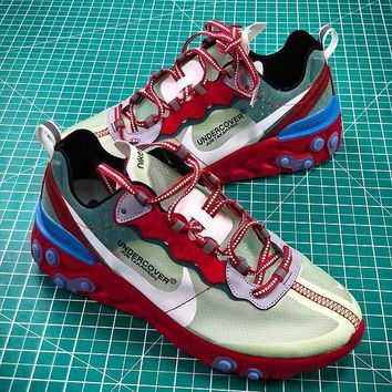 UNDERCOVER x Nike Upcoming React Element 87 #3 Sport Running Shoes - Sale