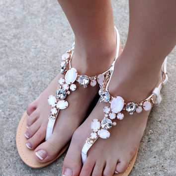 She's a Gem Sandal