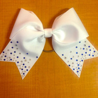 A-List Rhinestone Cheer Bow