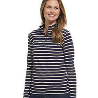 Women's French Sailor's Shirt, Quarter-Zip Pullover | Free Shipping at L.L.Bean