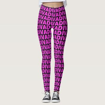 Diva Women's Leggings
