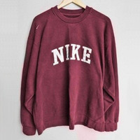 Nike: fashion leisure sweater