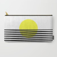suton Carry-All Pouch by Trebam | Society6