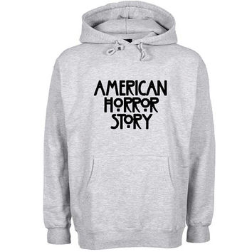 american horror story Hoodie Sweatshirt Sweater Shirt Gray and beauty variant color for Unisex size