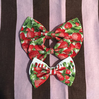 Strawberry Fields Bow