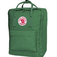 Fjallraven Classic Kanken Backpack Bag - Salvia