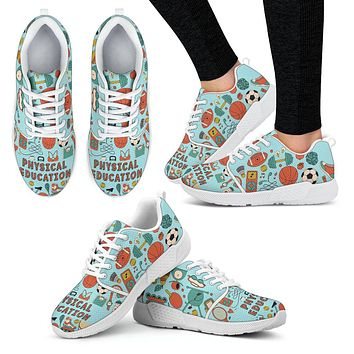 P.E. Teacher Athletic Sneakers-Clearance