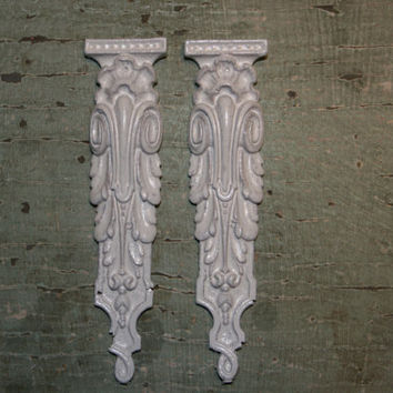 2 - Furniture Appliques / chic furniture / furniture appliques / DIY projects / shabby chic / romantic cottage / french country
