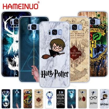 harry potter hogwarts always Avada cell phone case cover for Samsung Galaxy S9 S7 edge PLUS S8 S6 S5 S4 S3 MINI