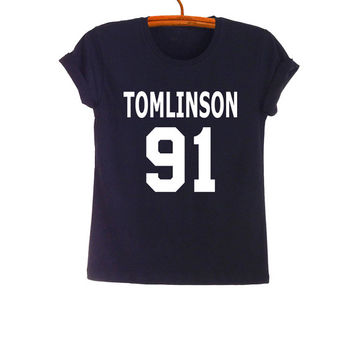 One Direction T Shirt Louis Tomlinson Shirt Women Girls Tumblr Funny Teens Quotes Girlfriends Teenagers Fangirls Fashion Cool Swag Instagram