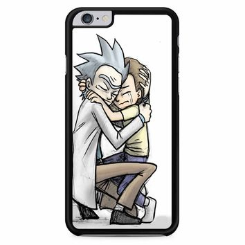 Rick And Morty Hug iPhone 6 Plus / 6s Plus Case