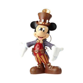 Disney Showcase Steampunk Mickey Mouse Resin Figurine New with Box