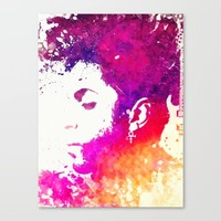 Prince Canvas Print by GreatArtGallery