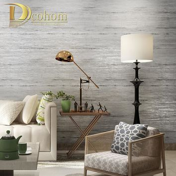 Simple Luxury Modern Striped Marble Textured Wallpaper For Walls Living Room Sofa TV Background Decor Non Woven Wall Paper Rolls