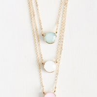 Trio Grande Necklace | Mod Retro Vintage Necklaces | ModCloth.com