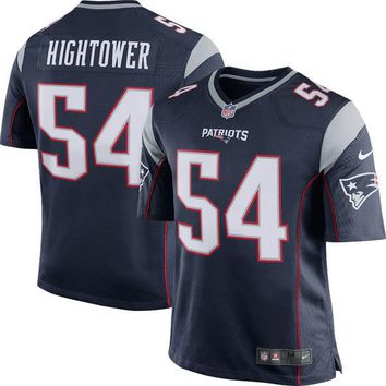 Youth New England Patriots Dont'a Hightower Nike Navy Game Jersey