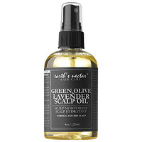 Green Olive & Lavender Scalp Oil - Earth's Nectar | Sephora