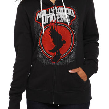 Hollywood Undead Dove Zip Hoodie