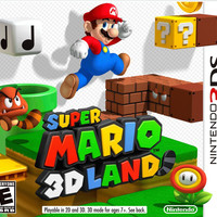 Super Mario 3D Land - Nintendo 3DS (New)