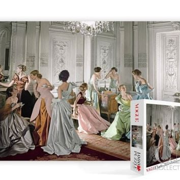 Vogue Charles James Ball Gowns Poster Print by Cecil Beaton at the Condé Nast Collection