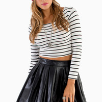 Danger Zone Skirt $44